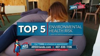 ARS Rescue Rooter TV Spot, 'Indoor Air Pollution' - Thumbnail 1