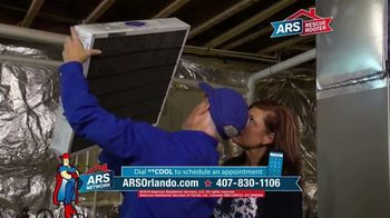 ARS Rescue Rooter TV Spot, 'Indoor Air Pollution' - Thumbnail 3
