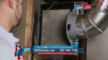 ARS Rescue Rooter TV Spot, 'Indoor Air Pollution' - Thumbnail 7