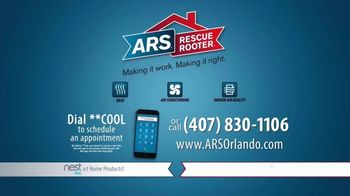 ARS Rescue Rooter TV Spot, 'Indoor Air Pollution' - Thumbnail 8