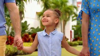 Nickelodeon Hotels & Resorts Punta Cana TV Spot, 'Lets Loose' - Thumbnail 2