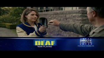 DIRECTV Cinema TV Spot, 'Tone-Deaf' - Thumbnail 1