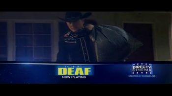 DIRECTV Cinema TV Spot, 'Tone-Deaf' - Thumbnail 4