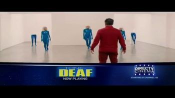 DIRECTV Cinema TV Spot, 'Tone-Deaf' - Thumbnail 5