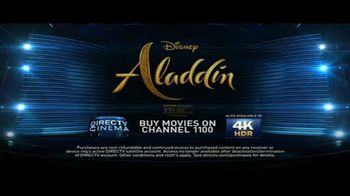 DIRECTV Cinema TV Spot, 'Aladdin' - Thumbnail 7
