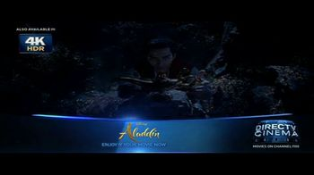 DIRECTV Cinema TV Spot, 'Aladdin' - Thumbnail 2