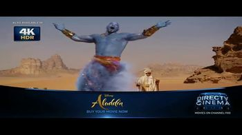 DIRECTV Cinema TV Spot, 'Aladdin' - Thumbnail 5