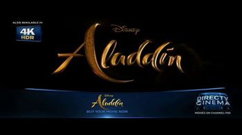 DIRECTV Cinema TV Spot, 'Aladdin'