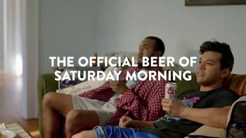 Coors Light TV Spot, 'The Official Beer of Saturday Morning' Song by Roger Miller