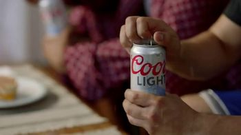 Coors Light TV Spot, 'The Official Beer of Saturday Morning' Song by Roger Miller - Thumbnail 9