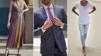 Macy's Labor Day Sale TV Spot, 'Men's Suits, Women's Shoes & Bali Bras' - Thumbnail 3