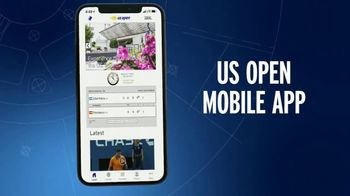 US Open App TV Spot, 'Built For Glory' - 40 commercial airings