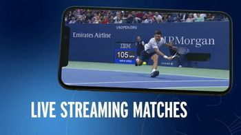 US Open App TV Spot, 'Built For Glory' - Thumbnail 4