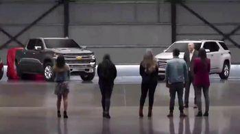 Chevrolet Venta de Labor Day TV Spot, 'Emocionados' [Spanish] [T2] - Thumbnail 1