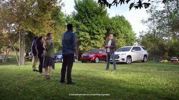 Chevrolet Venta de Labor Day TV Spot, 'Emocionados' [Spanish] [T2] - Thumbnail 4