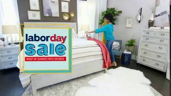 Ashley HomeStore Labor Day Sale TV Spot, 'Extended: Living Room' Song by Midnight Riot - Thumbnail 2