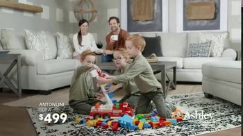 Ashley HomeStore Labor Day Sale TV Spot, 'Extended: Living Room' Song by Midnight Riot