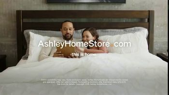 Ashley HomeStore Labor Day Mattress Sale TV Spot, 'Extended: Mattress Sets' Song by Midnight Riot - Thumbnail 9