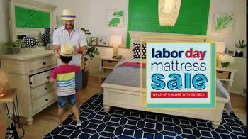 Ashley HomeStore Labor Day Mattress Sale TV Spot, 'Extended: Mattress Sets' Song by Midnight Riot - Thumbnail 2