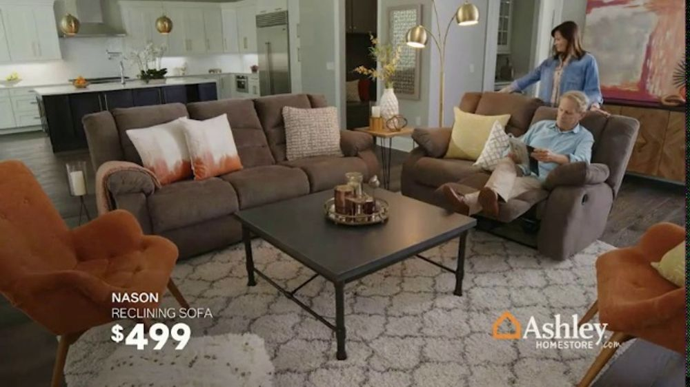 Ashley HomeStore Labor Day Sale TV Commercial, 'Extended: Last Chance' Song by Midnight Riot