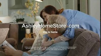 Ashley HomeStore Labor Day Sale TV Spot, 'Extended: Last Chance' Song by Midnight Riot - Thumbnail 8