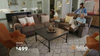 Ashley HomeStore Labor Day Sale TV Spot, 'Extended: Last Chance' Song by Midnight Riot - Thumbnail 7