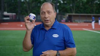 Blue-Emu TV Spot, 'Gets Down Deep' Featuring Johnny Bench - 1929 commercial airings