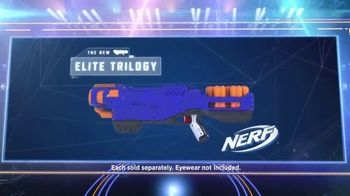 Nerf Elite Trilogy TV Spot, 'Let the Games Begin' - Thumbnail 6