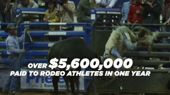 World Champions Rodeo Alliance TV Spot, 'Make Every Ride Count' - Thumbnail 3