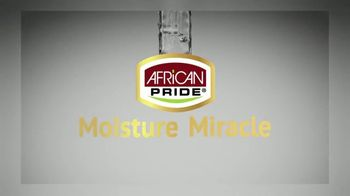 African Pride Moisture Miracle TV Spot, 'A New Wave of Hydration' - Thumbnail 1