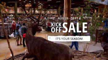 Bass Pro Shops Kick Off Sale TV Spot, 'Archery Equipment and Camo Clothing' - Thumbnail 1