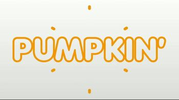 Dunkin' TV Spot, 'It's All Things Pumpkin'