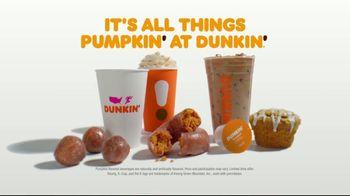 Dunkin' TV Spot, 'It's All Things Pumpkin' - Thumbnail 8