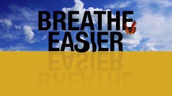 Med4Home Portable Nebulizer TV Spot, 'Breathe Easier'