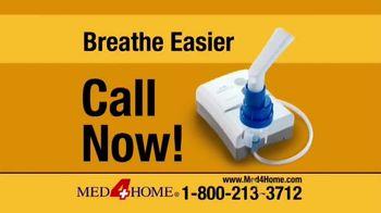 Med4Home Portable Nebulizer TV Spot, 'Breathe Easier' - Thumbnail 8