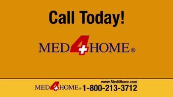 Med4Home Portable Nebulizer TV Spot, 'Breathe Easier' - Thumbnail 5
