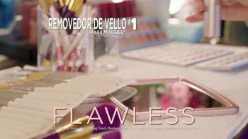 Finishing Touch Flawless TV Spot, 'Eres Flawless' [Spanish]