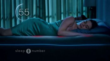 Sleep Number Biggest Sale of the Year TV Spot, '50 Percent & 36 Months No Interest' - Thumbnail 3