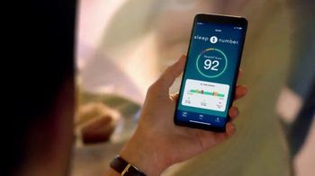 Sleep Number Biggest Sale of the Year TV Spot, '50 Percent & 36 Months No Interest' - Thumbnail 7