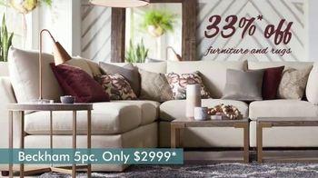 Bassett Labor Day Sale TV Spot, '33% Off Storewide' - Thumbnail 2