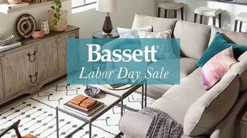 Bassett Labor Day Sale TV Spot, '33 Percent Off Storewide' - Thumbnail 1