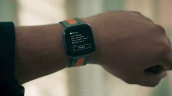 Fitbit Versa 2 TV Spot, 'Introducing' - Thumbnail 2