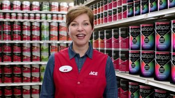 ACE Hardware Labor Day Sale TV Spot, 'Great Paint and Stains' - Thumbnail 1