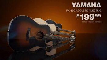 Guitar Center TV Spot, '2019 Labor Day: Yamaha and Gretsch' - Thumbnail 5