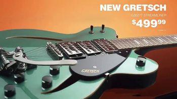 Guitar Center TV Spot, '2019 Labor Day: Yamaha and Gretsch' - Thumbnail 9