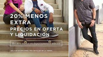 Macy's La Venta Del Día Del Trabajo TV Spot, 'Precios en oferta y liquidación' [Spanish] - Thumbnail 5