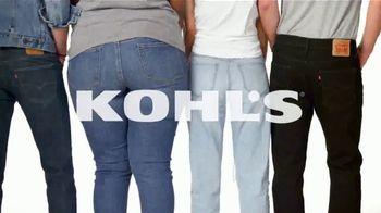 Kohl's Biggest Jean Sale TV Spot, 'Levi's' - Thumbnail 1