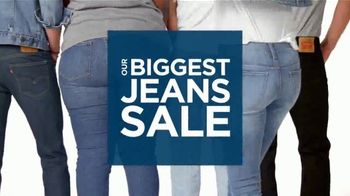 Kohl's Biggest Jean Sale TV Spot, 'Levi's'