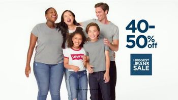 Kohl's Biggest Jean Sale TV Spot, 'Levi's' - Thumbnail 3