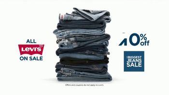 Kohl's Biggest Jean Sale TV Spot, 'Levi's' - Thumbnail 4